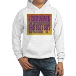 I Survived The Summer Of Love Hooded Sweatshirt