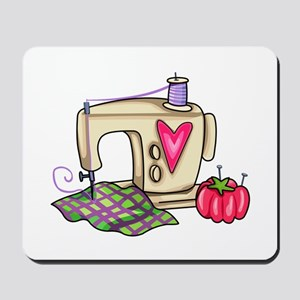 SEWING MACHINE Mousepad