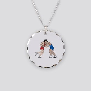 WRESTLERS Necklace