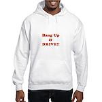 Hang Up & Drive Hooded Sweatshirt