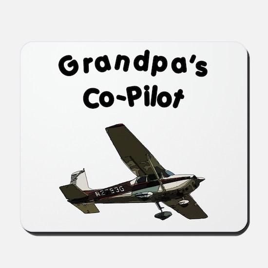 Grandpa's copilot Mousepad