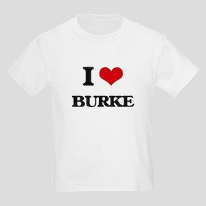 I Love Burke T-Shirt