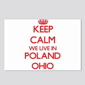 Keep calm we live in Pola Postcards (Package of 8)