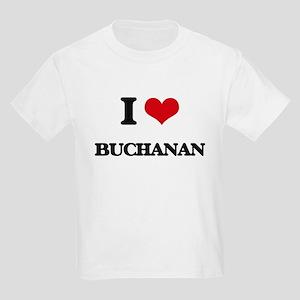 I Love Buchanan T-Shirt