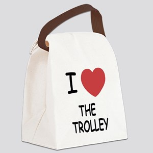 I love The Trolley Canvas Lunch Bag