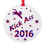 Kick Ass 2016 Ornament