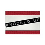 Knocked Up Rectangle Magnet (10 pack)