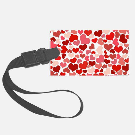 Heart 041 Luggage Tag