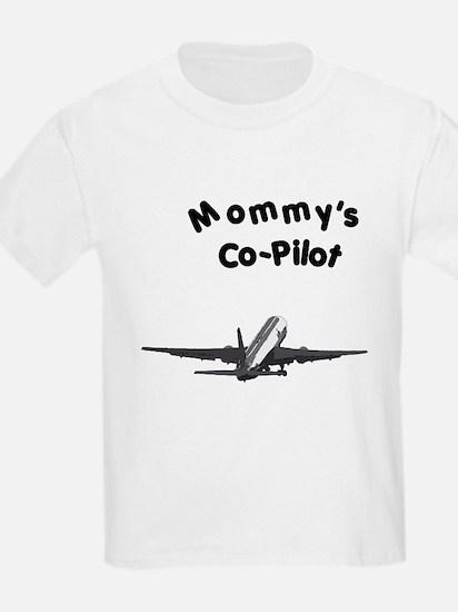 Mom's copilot T-Shirt