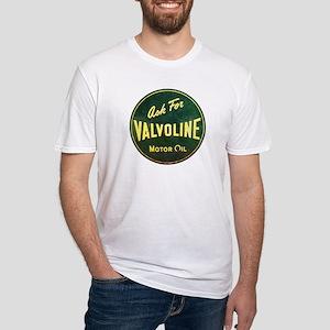 Valvoline Vintage dieselpunk signboard T-Shirt