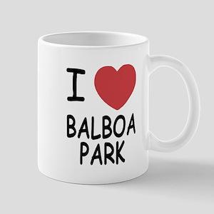I love Balboa Park Mug