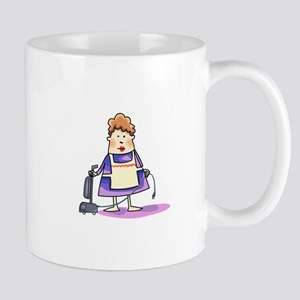House Cleaning Mugs