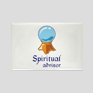 SPIRITUAL ADVISOR Magnets