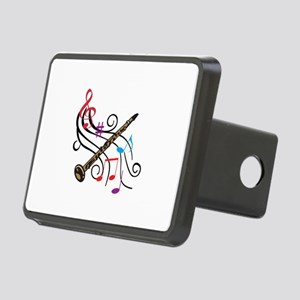 CLARINET WITH MUSIC Hitch Cover