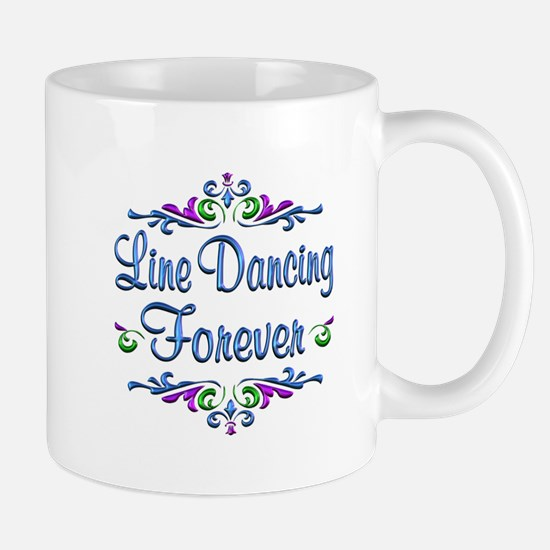 Line Dancing Forever Mug