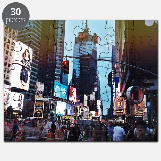 Cute Times square Puzzle