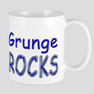 Grunge Rocks Mug