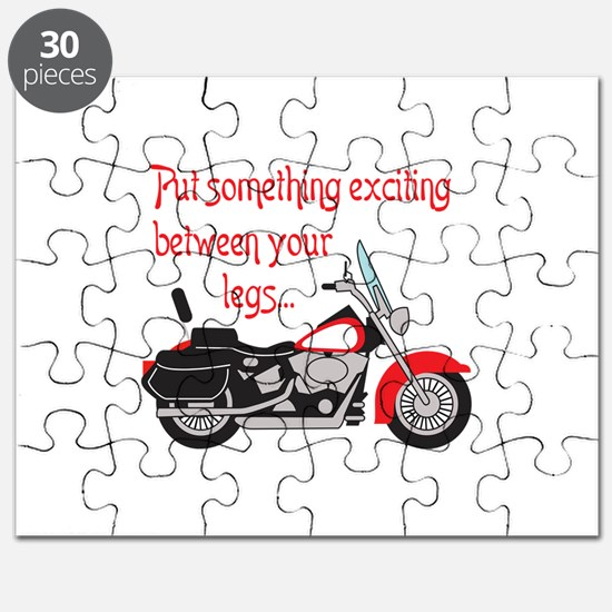 SOMETHING EXCITING Puzzle