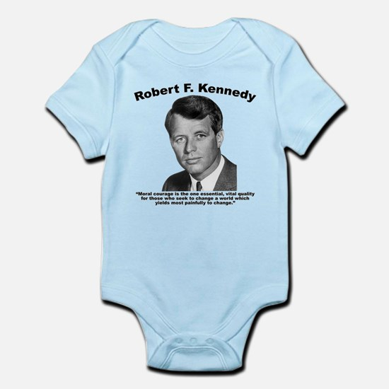 RFK: Courage Infant Bodysuit
