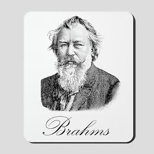 Brahms Mousepad