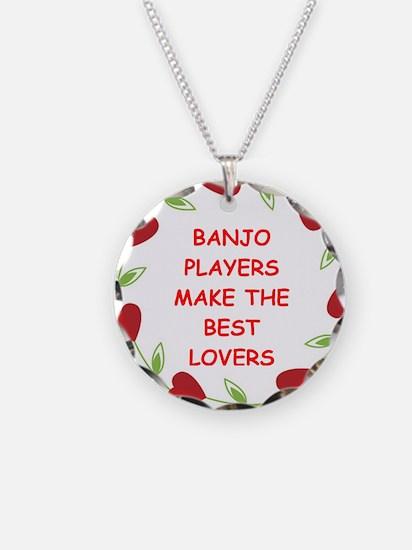 BANJO.png Necklace