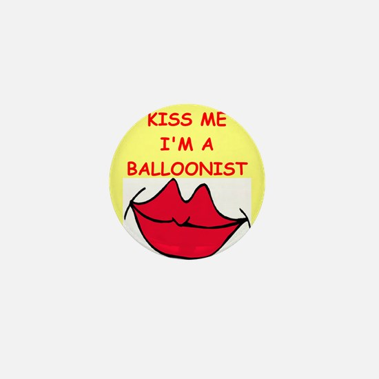 BALLOONIST.png Mini Button