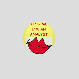 ANALYST Mini Button