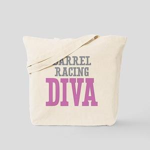 Barrel Racing DIVA Tote Bag