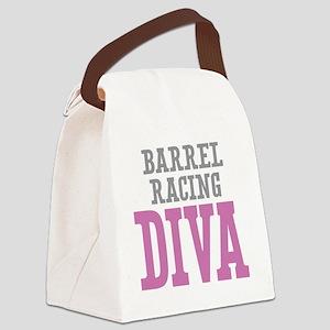 Barrel Racing DIVA Canvas Lunch Bag