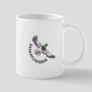 MALLARD SASKATCHEWAN Mugs