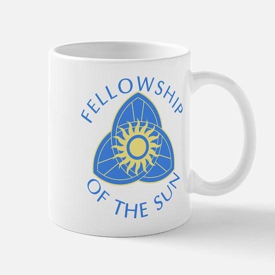 Fellowship Of The Sun True Blood Mugs