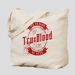 Vintage True Blood Bev Tote Bag