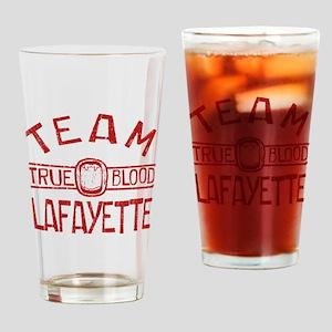Team Lafayette True Blood Drinking Glass