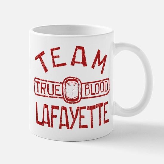 Team Lafayette True Blood Mugs