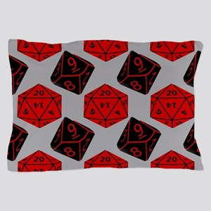 Geeky Dice Pillow Case