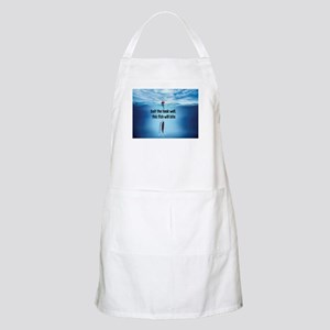 Bait the Hook Well Apron