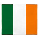Irish Stripes King Duvet