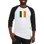 Irish Stripes Baseball Jersey