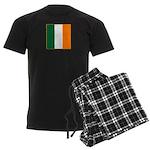 Irish Stripes Men's Dark Pajamas