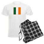 Irish Stripes Men's Light Pajamas