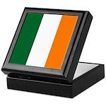 Irish Stripes Keepsake Box