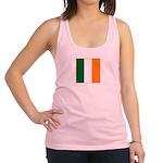 Irish Stripes Racerback Tank Top