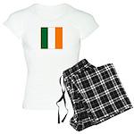 Irish Stripes Women's Light Pajamas