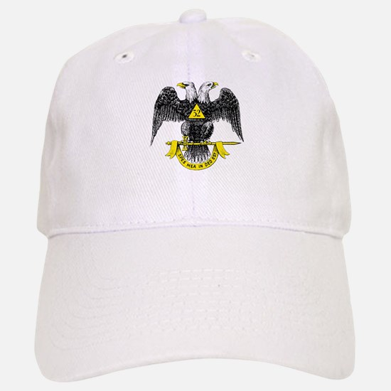 Freemasonry Scottish Rite Baseball Baseball Cap
