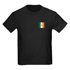Irish Stripes Monogram T