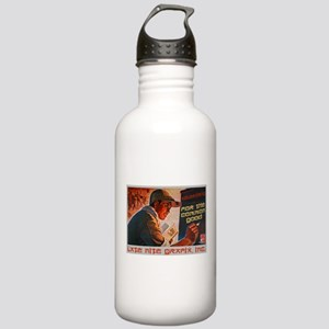Advertising For The Common Good Water Bottle