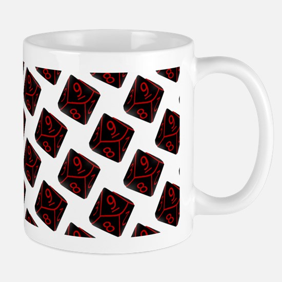 Geek Dice Mugs