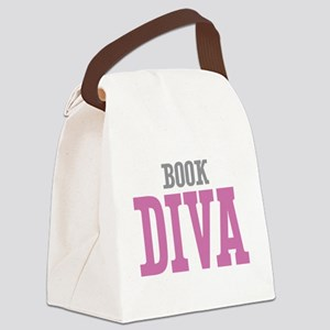 Book DIVA Canvas Lunch Bag