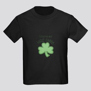 APPLIQUE LUCKY CHARM T-Shirt