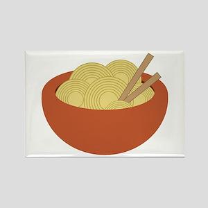 Bowl Of Noodles Magnets